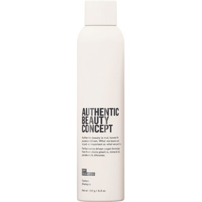 authentic beauty concept Vegan sampon za suho pranje kose