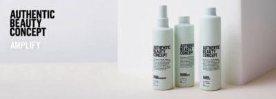 Authentic Beauty Concept proizvodi Amplify