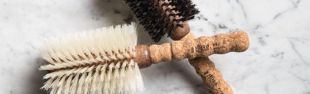 Četke za feniranje od prirodne dlake