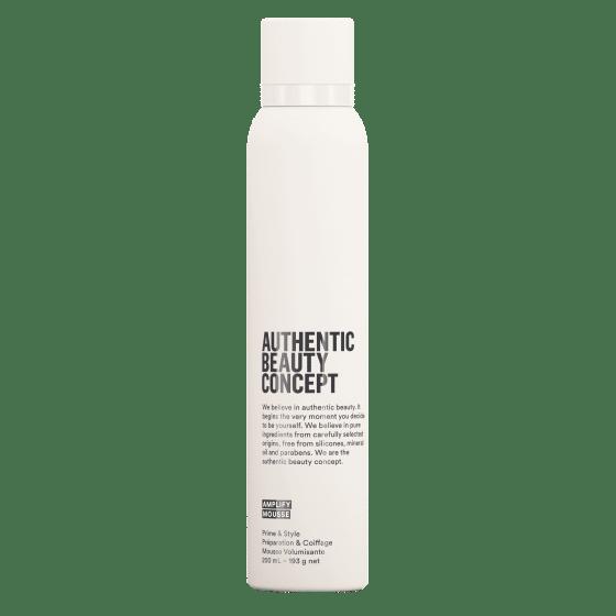 Authentic Beauty Concept Amplify mousse vegan pjena za kosu