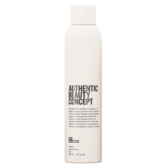 authentic beauty concept vegan sampon za suho pranje