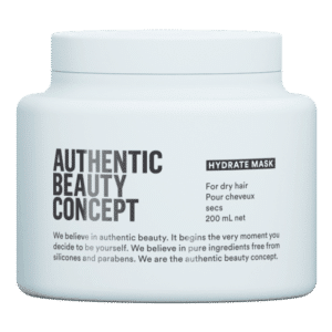 authentic beauty concept vegan maska za suhu kosu