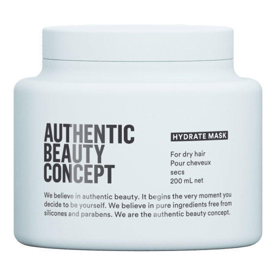 authentic beauty concept vegan maska za suhu kosu