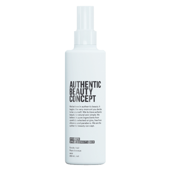 authentic beauty concept vegan sprej za suhu kosu