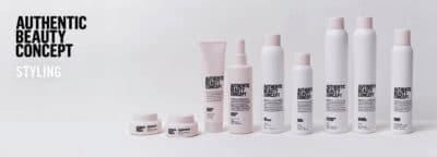 Authentic Beauty Concept proizvodi za styling