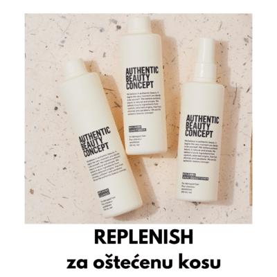 Authentic Beauty Concept Replenish proizvodi