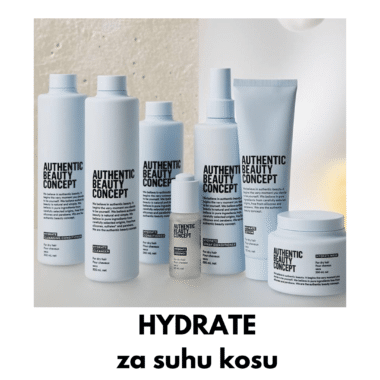 HYDRATE za suhu kosu