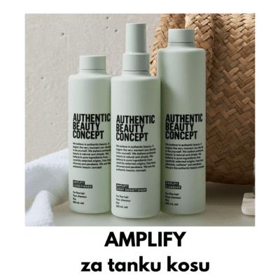 Authentic Beauty Concept Amplify proizvodi