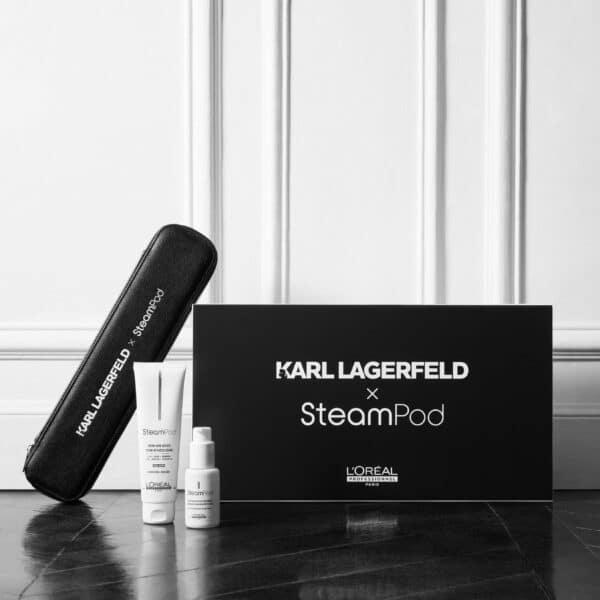 Steam pod Karl Lagerfeld pegla za kosu